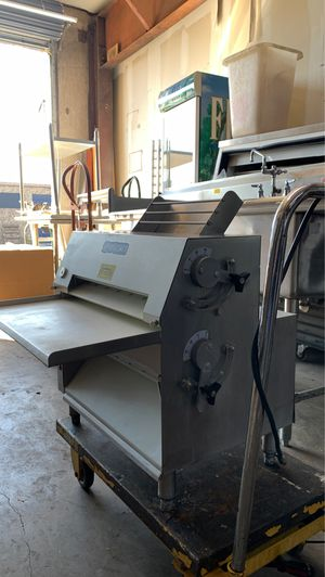 Advanced compact dough sheeter/dough roller for Sale in Dallas, TX