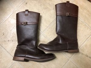Size 2 Girl Leather Boot for Sale in Fremont, CA