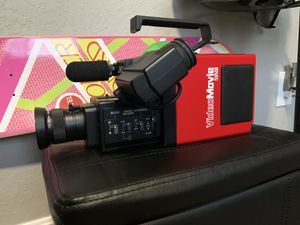 JVC camcorder back to the future for Sale in Coconut Creek, FL