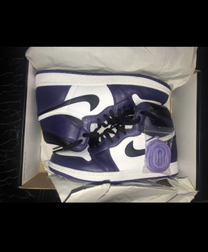 Jordan 1 court purple 2.0 for Sale in Washington, DC