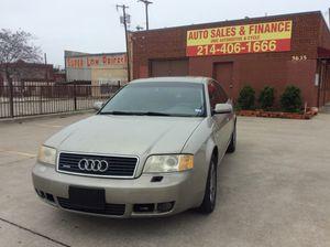 2002 Audi A6 QUATTRO for Sale in Dallas, TX