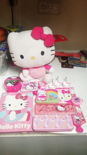 Lot of Hello Kitty items for Sale in Ontario, CA