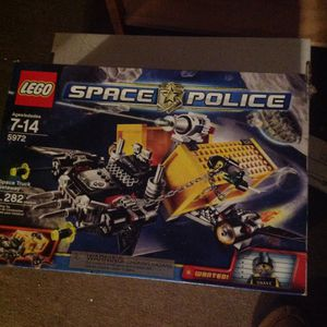 LEGO Space Police for Sale in Medfield, MA