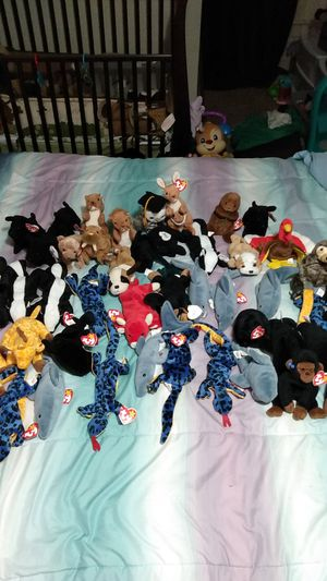 Beanie babies collection for Sale in Bethlehem, PA