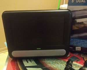 Portable car DVD player for Sale in Livonia, MI
