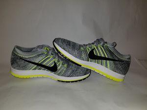 Nike Zoom Flyknit Streak Wolf Grey Size 8 for Sale in Martinsburg, WV