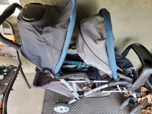 Double Stroller for Sale in Hesperia, CA