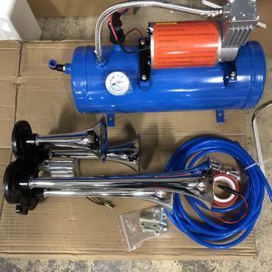 New train horn kit for Sale in Beaumont, TX