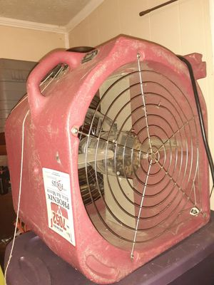 Phoenix axial air mover for Sale in Greenville, SC
