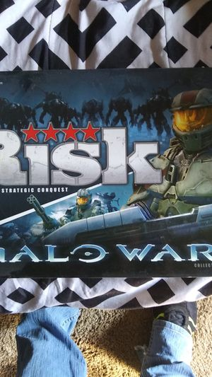 Risk halo wars for Sale in Coffeyville, KS