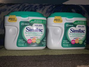 Similac for Supplementation for Sale in Falls Church, VA