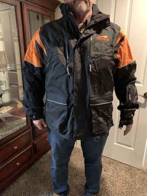 Men's Arctic Cat Snowmobile and winter jacket 3XL for Sale in Parker, CO