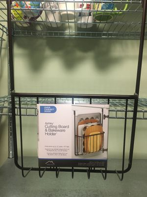 Kitchen - under the cabinet cutting board storage for Sale in Baltimore, MD