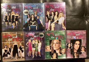 Sex and the City DVD series for Sale in Delair, NJ