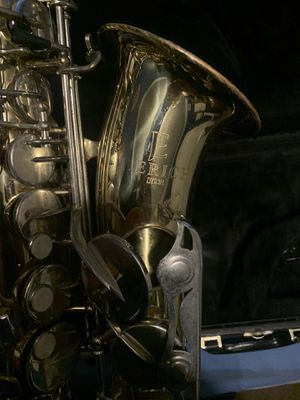 J. erich Saxophone for Sale in Cypress, TX