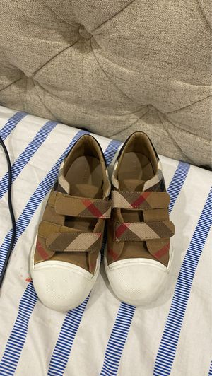 Burberry shoes for Sale in Fontana, CA