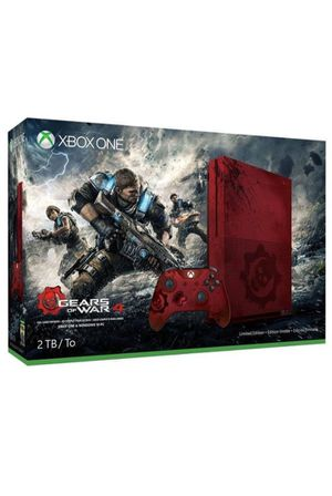 Xbox one s gears of war editions,not games included for Sale in Pawtucket, RI