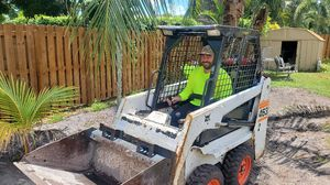 Bobcat / rock and dirt delivery for Sale in Hollywood, FL