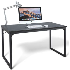 """NEW Computer Desk 47"""", Modern Simple Style Desk for Home Office, Gaming, Sturdy Writing Desk, Coleshome, Black for Sale in Glendale, AZ"""