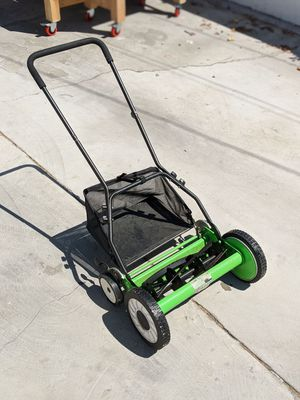 Manual Lawn Mower for Sale in Los Angeles, CA