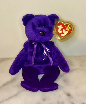 TY Original Beanie Baby Princess Diana for Sale in San Leandro, CA