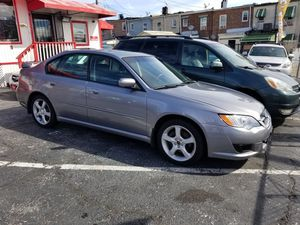 2009 Subaru Legacy $6,999 for Sale in Baltimore, MD