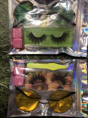 Eyelashes bundles / sunglasses for Sale in Phelan, CA