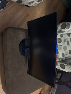 "24"" Samsung curved monitor for Sale in Denver, CO"