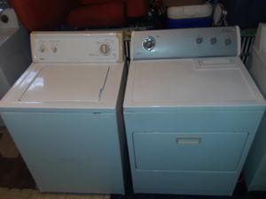 KENMORE and WHIRLPOOL Washer and Dryer Set with Warranty!! Delivery Available with Option of FREE Install of Appliances!! for Sale in Portsmouth, VA