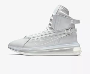 Nike Men's Air Max 720 SATRN Athletic Shoes Sneakers - Pure Platinum(AO2110-003) for Sale in Pompano Beach, FL