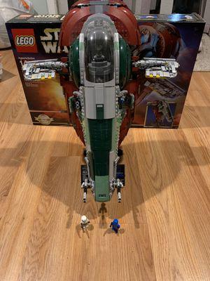 LEGO Star Wars Slave I 75060 for Sale in Centreville, VA