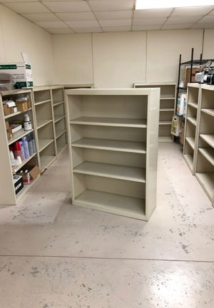 Metal shelving units (15) priced each for Sale in Lewisville, TX