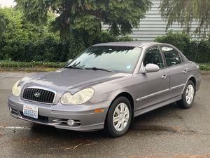 2005 Hyundai Sonata for Sale in Tacoma, WA