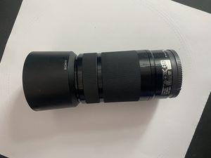 Sony E Mount Lens 55-120mm for Sale in Atlanta, GA