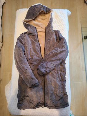 Womens parka jacket small coat size small for Sale in Houston, TX