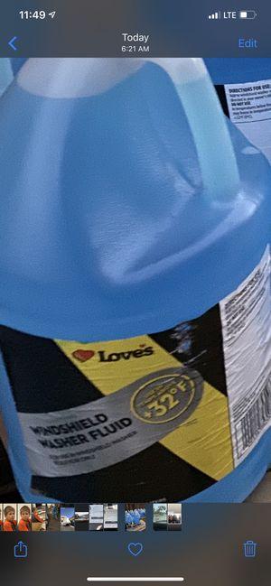 Windshield washer fluid for Sale in Roseville, CA