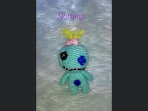 Handmade Scrump Doll from Lilo and Stitch plushie for Sale in Sacramento, CA