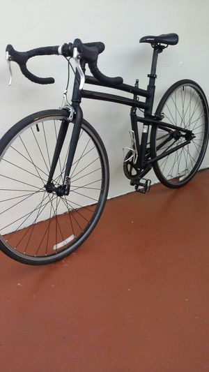 "Like new -- MONTAGUE BOSTON FOLDING BIKE frame size 21"" wheels size 27"" for only $449 for Sale in Hollywood, FL"
