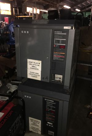 Industrial forklift Battery for Sale in CTY OF CMMRCE, CA