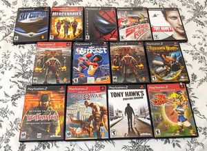 Working PS2 Games for Sale in South Gate, CA