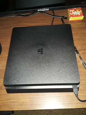 PS4 system and 6 games for Sale in Buffalo, NY