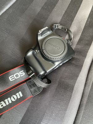 Camera - Canon EOS Rebel T3 (Body) for Sale in Franklin Park, IL
