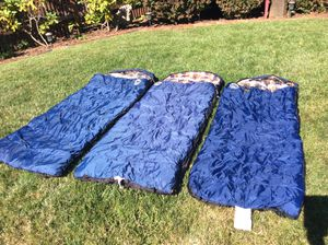 Nebo youth sleeping bags for Sale in Seattle, WA