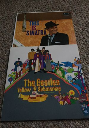 Frank Sinatra and the Beatles records for Sale in Orlando, FL