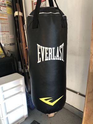 Punching bag for Sale in Hercules, CA