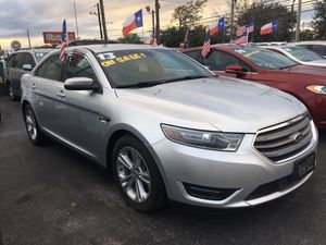 13 Ford Taurus limited $1500 Down!! We finance for Sale in Houston, TX