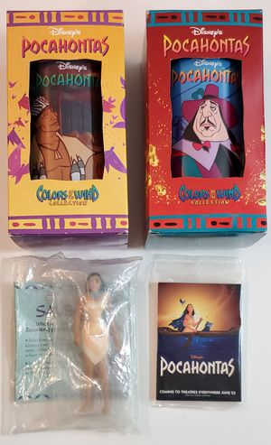 Disney's Pocahontas Collection for Sale in Lakewood, WA