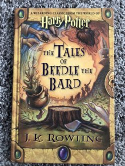 Hardback *Brand New* Tales Of Beedle The Bard for Sale in Pickerington,  OH