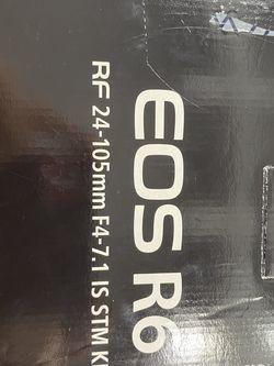 Canon EOS R6 for Sale in Chula Vista,  CA