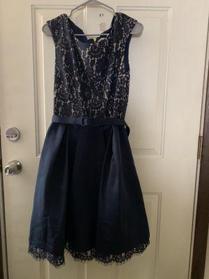 Navy Blue Dress size 14 for Sale in Salt Lake City, UT